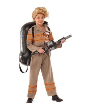 Ghostbusters Movie deluxe Girls Costume