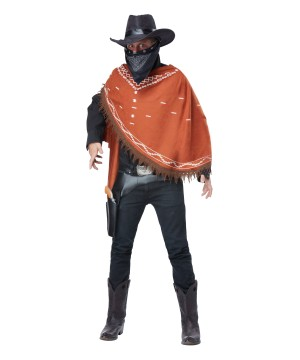 Gruesome Outlaw Men Costume