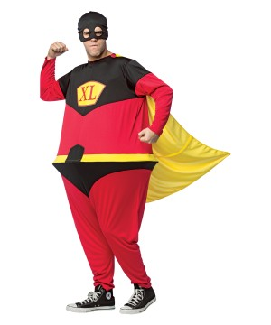 Hoopster Superhero Costume