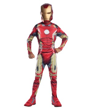 Iron Man Age of Ultron Boys Costume