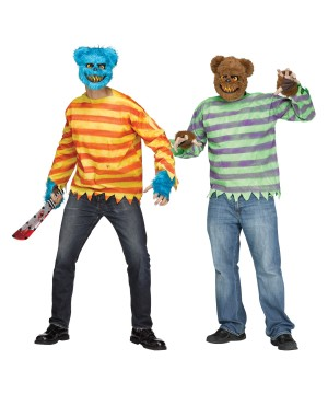 Killer Bear Men Costume