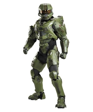 Halo Master Chief Men plus size Adult Cosplay Costume