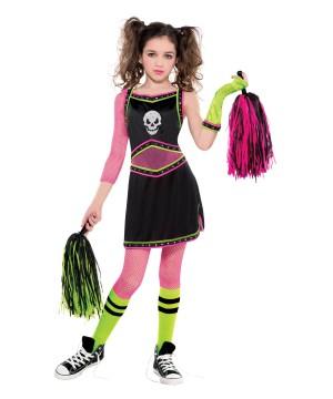 Mean Spirit Girl Costume  sc 1 st  Wonder Costumes & Cheerleader Costume - Cheerleader Halloween Costumes