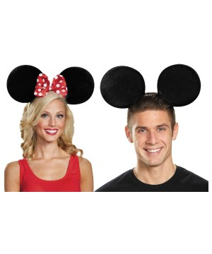 Mickey and Minnie Adult Couple Kit