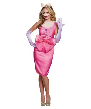 Miss Piggy Women Costume deluxe