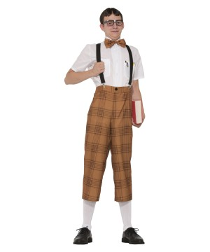 Mr Nerd Costume Kit