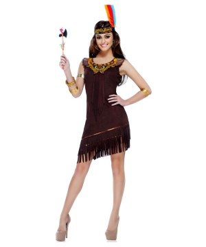 Native American Beauty Women Costume