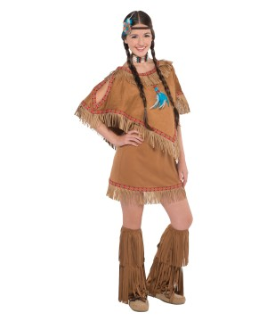 Native Princess Teen Girls Costume