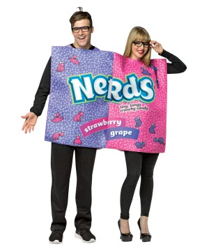Nerds Candy Couples Costume
