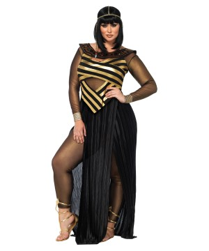 Nile Queen plus size Women Costume