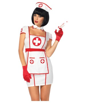 Nurse Hospital Heartbreaker Women Costume