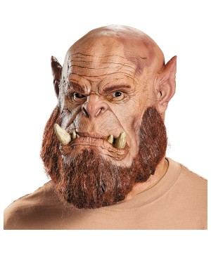 World of Warcraft Orgrim Mask