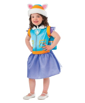 Paw Patrol Everest Girls Costume