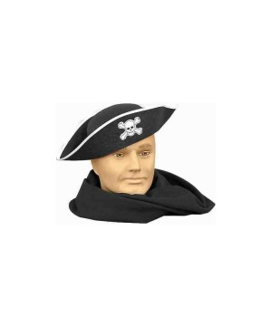 Pirate Adult Hat