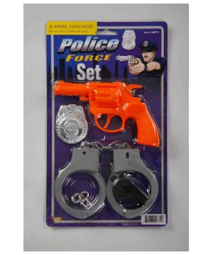 Police Force Costume Set