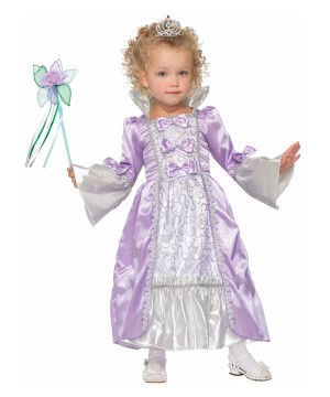 Rainbow Princess Kids Costume