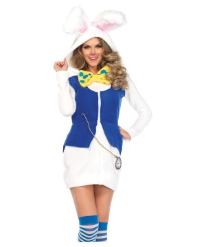 Rabbit Cozy Women Costume