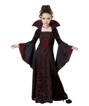 Royal Vampire Girl Costume