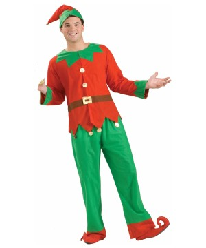 Simply Elf Men Costume