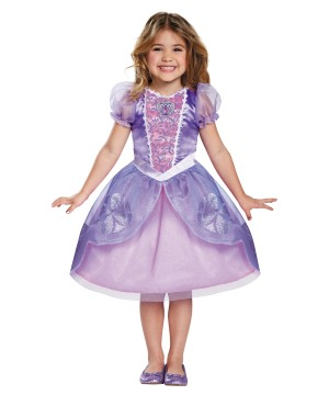 Sofia the Next Chapter Classic Girls Costume