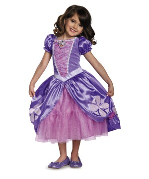 Sofia the Next Chapter deluxe Girl Costume