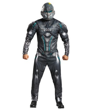 Halo Spartan Locke Muscle Costume