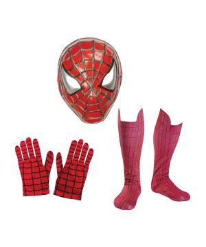 Spiderman Instant Costume Men Kit
