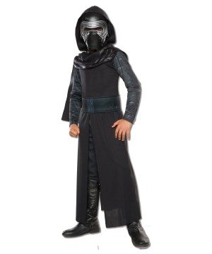 Star Wars Kylo Ren the Force Awakens Boys Costume