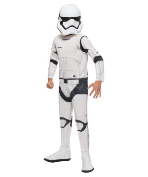 Star Wars Stormtrooper the Force Awakens Boys Costume