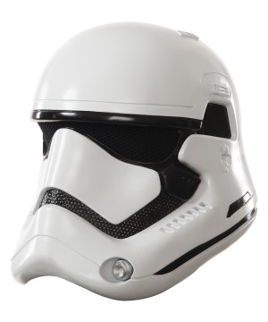 Star Wars the Force Awakens Stormtrooper Mask