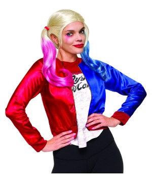 Suicide Squad Harley Quinn Teen Girls Costume