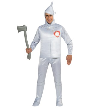 Tin Man Men Costume