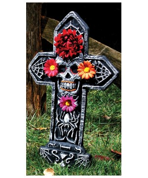 Day of the Dead Dead Spiders Tombstone