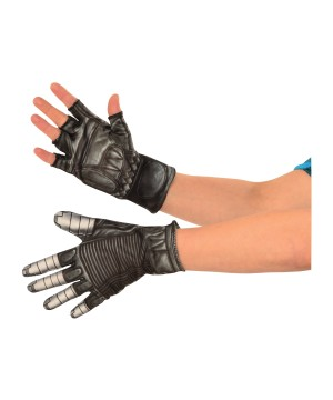Winter Soldier Boys Gloves