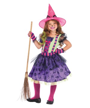 Witch Girls Costume