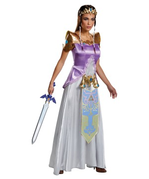 Zelda Women Costume