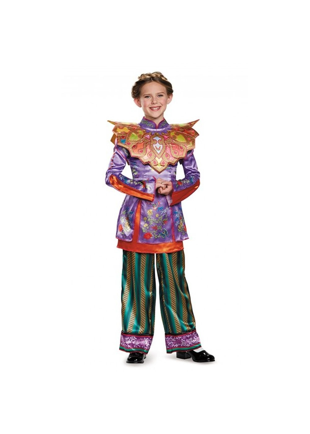 Kids Alice Asian Look Alice Through The Looking Glass Girls Costume Deluxe