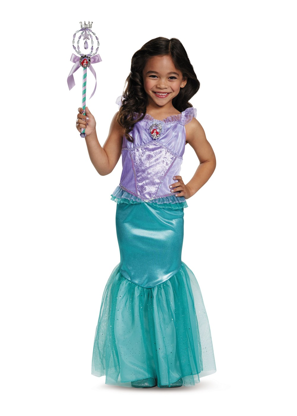 Kids Ariel Disney Girls Costume Deluxe