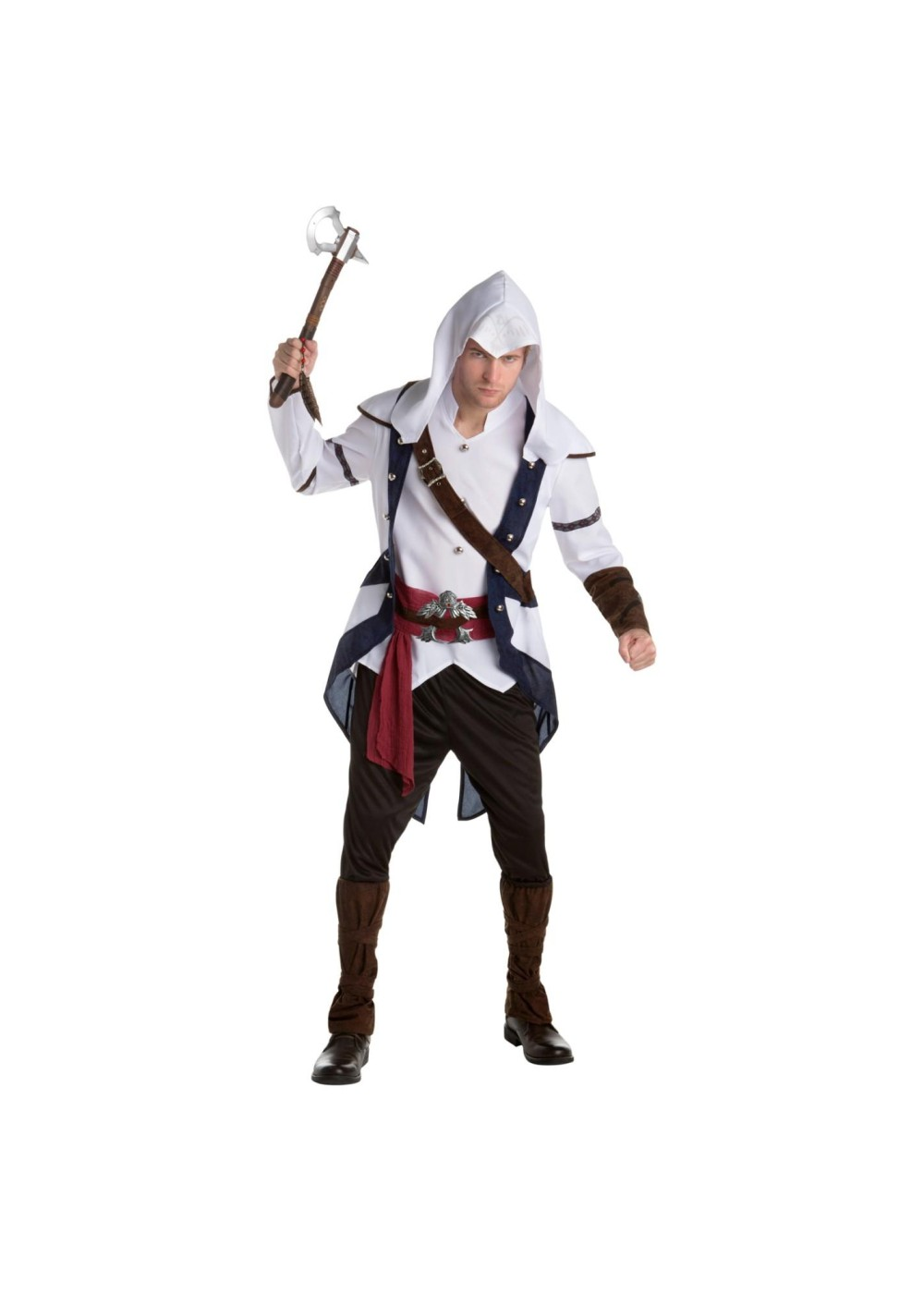 Assassins Creed Connor Classic Men Costume