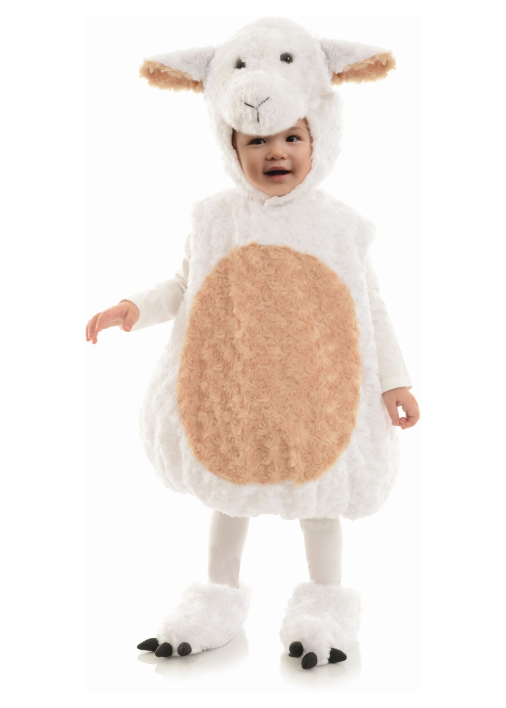 Little Lamb Toddler/child Costume  sc 1 st  Wonder Costumes & Little Lamb Baby Costume - Holiday Costumes