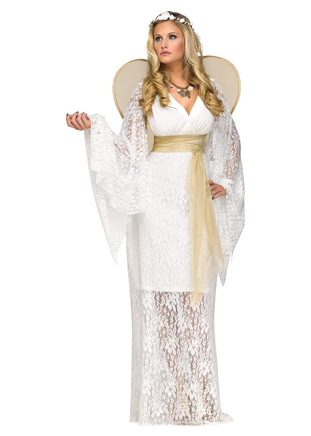 Bath Kol Divine Angel Women Costume