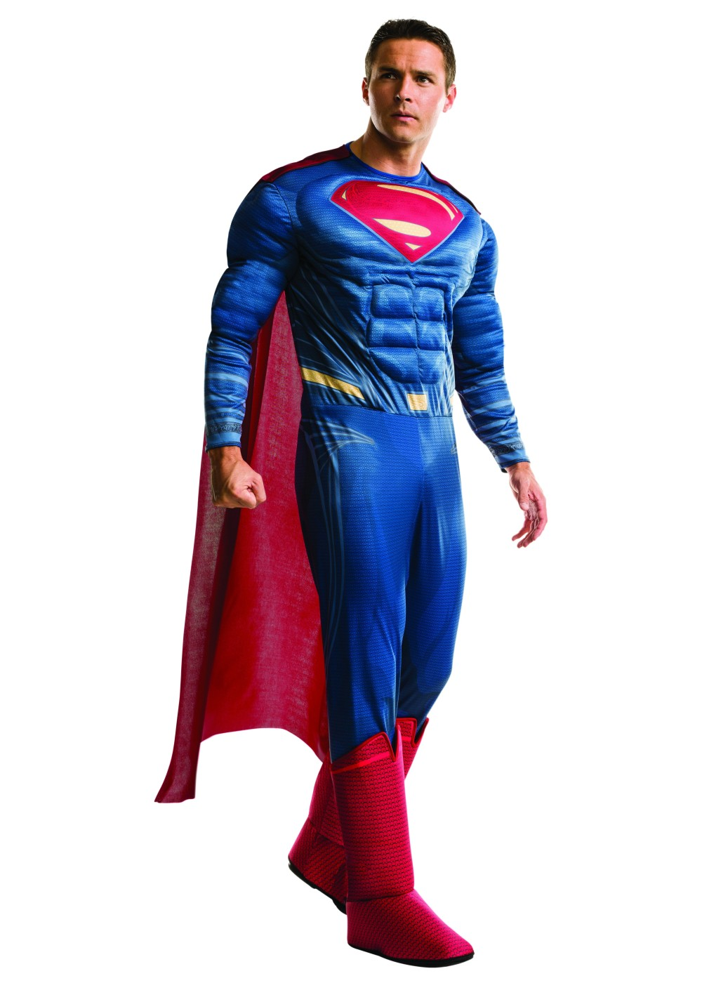 Batman V Superman Movie Superman Costume - Movie Costumes