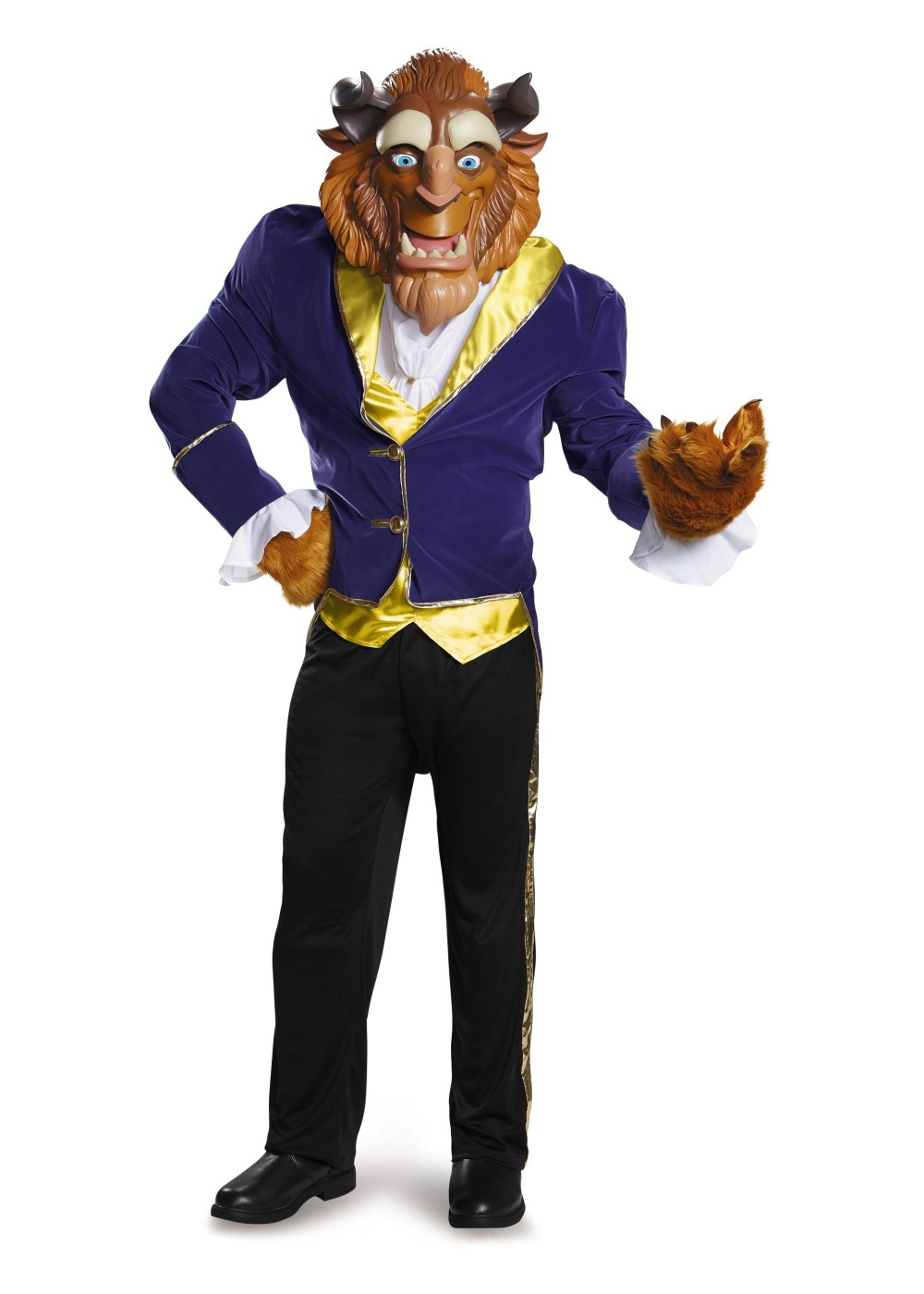Beast Ultra Prestige Costume  sc 1 st  Halloween Costumes : adult cartoon character costumes  - Germanpascual.Com