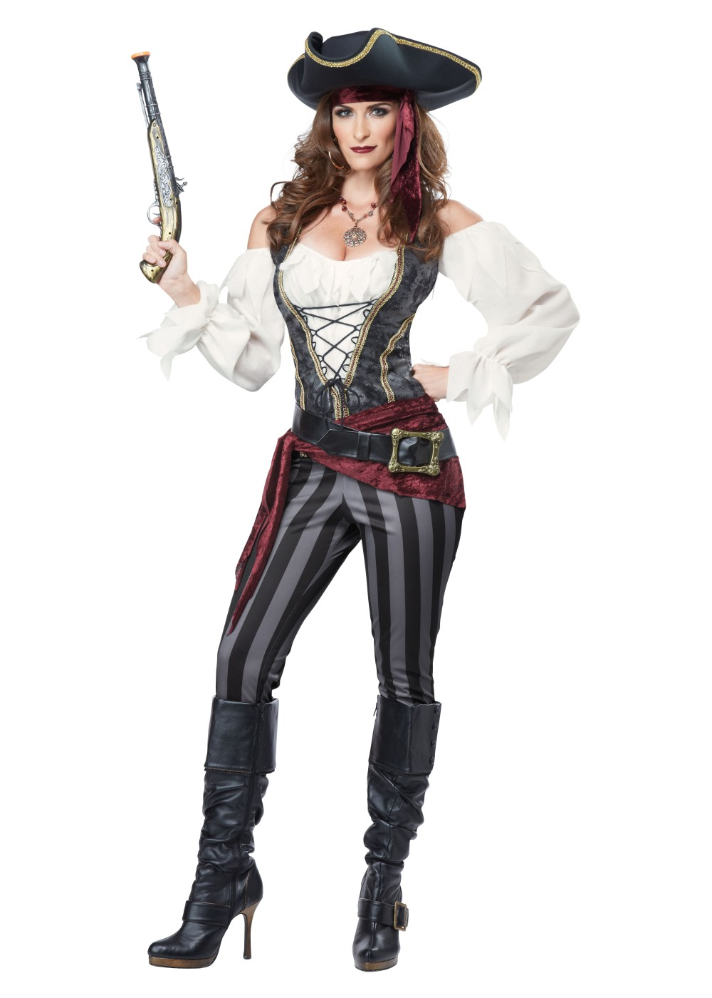 Latino Amateur Naked Pirate Costumes For Women