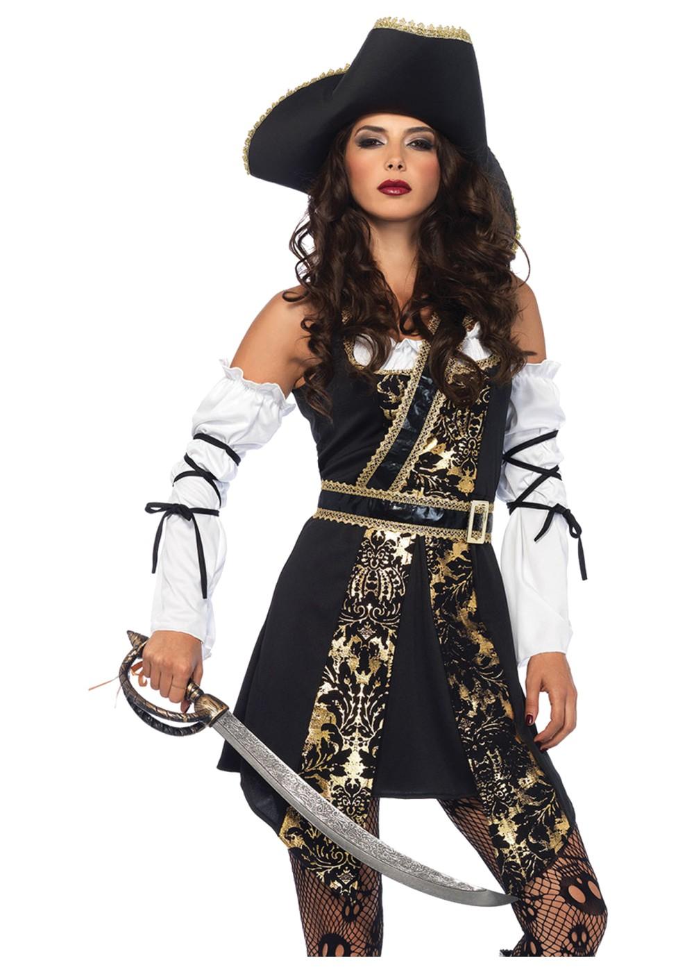 Buccaneer Pirate Women Costume Pirate Costumes