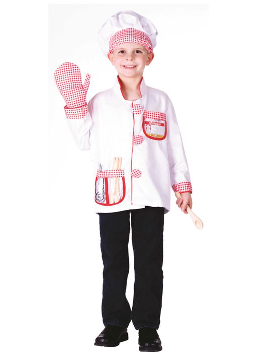 Chef Boys Costume And Accessory Set