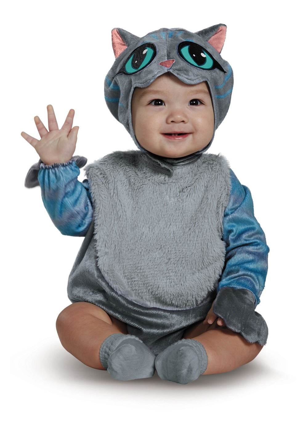 Cheshire Cat Infant Alice Wonderland Costume Movie
