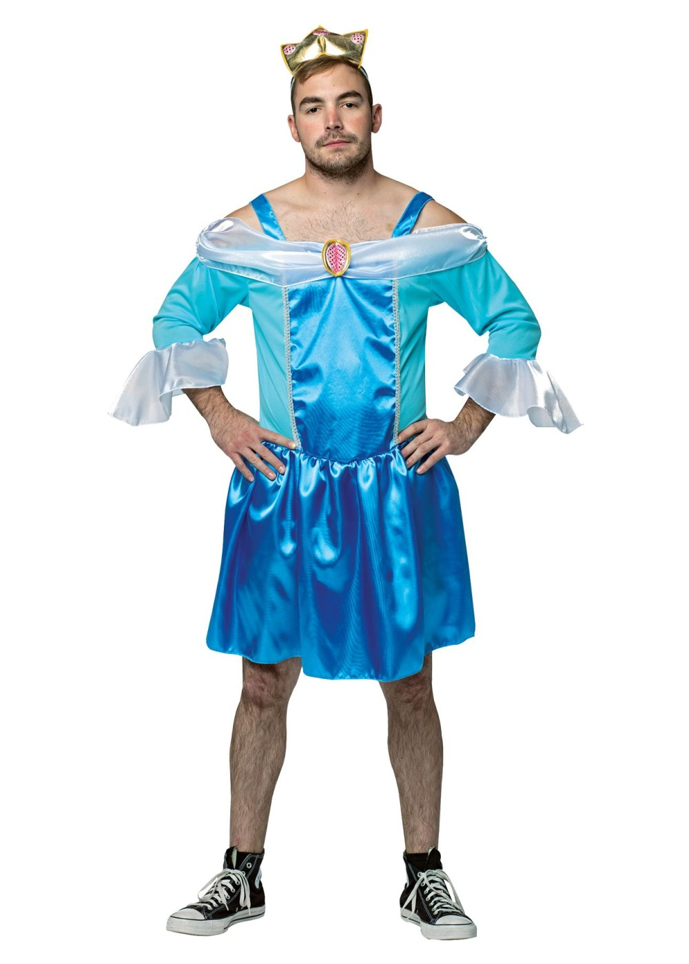 Cinderella Men Costume Funny Costumes