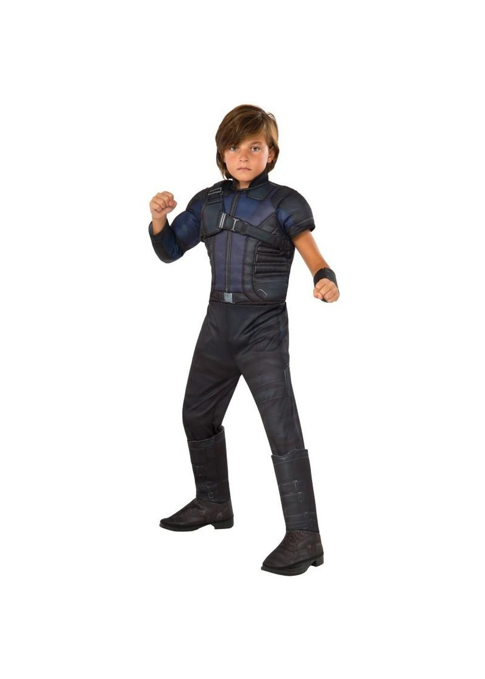 Civil War Hawkeye Boys Costume Movie Costumes