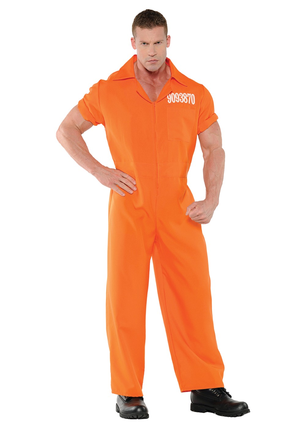 Convicted Men Prison Outfit  sc 1 st  Wonder Costumes & Prisoner Costumes Costumes u0026 prisoner costume accessories for kids ...